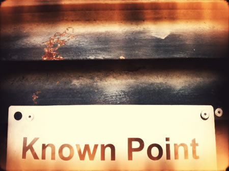 THE KNOWING POINT